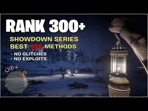 RANK 302 RED DEAD REDEMPTION 2 ONLINE  $$$ PVP SHOWDOWN SERIES  $$$ UPDATE SOON thumbnail