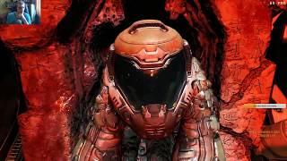 Dozkoz и Doom. 1 стрим.