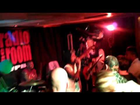 The FNH - Radio Room (Greenville, SC) - November 30, 2012