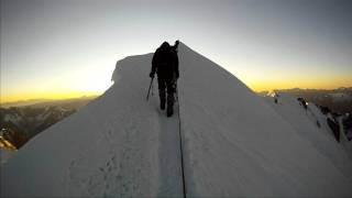 On top of Europe - Mont Blanc Summit Part 6