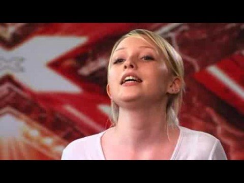 Amys Emotional Audition X Factor [ High Quality ]