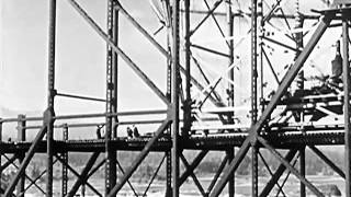 1928 Interstate Bridge Construction - Bridge of the Gods - Builders of Bridges 1928 - CDArchives