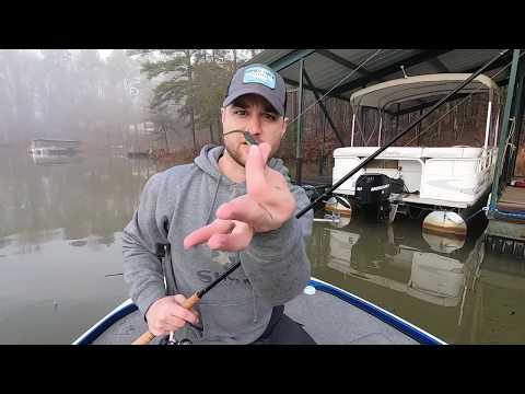 Dock Shooting Crappie 101