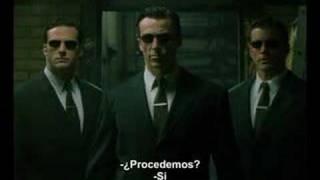 Neo Vs 3 Agentes (Original Movie)