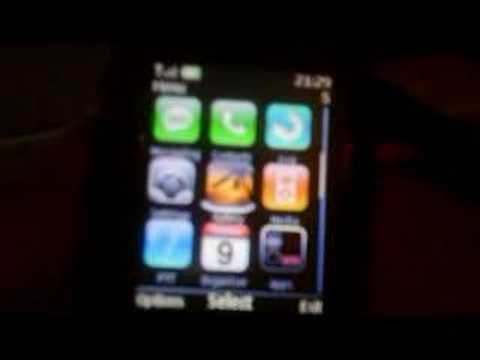 Nokia iPhone Theme