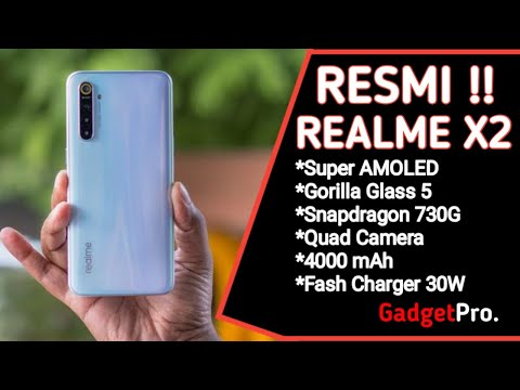 Unboxing & Full review Realme x2.