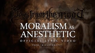 Hiss From The Moat - Moralism as Anesthetic (OFFICIAL LYRIC VIDEO)