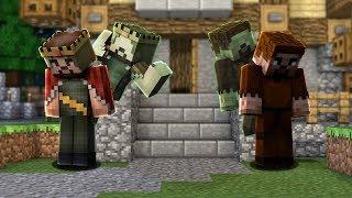 ZENGİN VE FAKİR VUCÜTLARINI DEĞİŞTİRİYOR! 😱 - Minecraft
