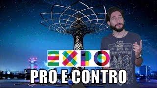 EXPO 2015: pro e contro