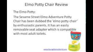 Elmo Adventure Potty Chair Reviews