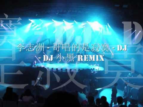 [DJ舞曲2010] 哥唱的是寂寞 dj - dj 小黑 REMIX