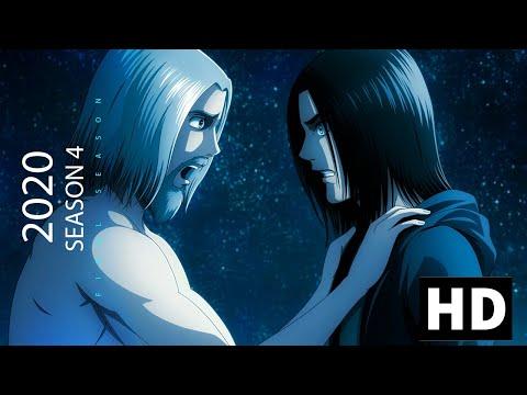 Attack On Titan Season 4 (Final Season) - Trailer 2 (Fan-Made)