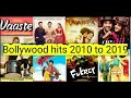 Romantic bollywood remix  hits  songs 2010 to 2019{ long drive songs}