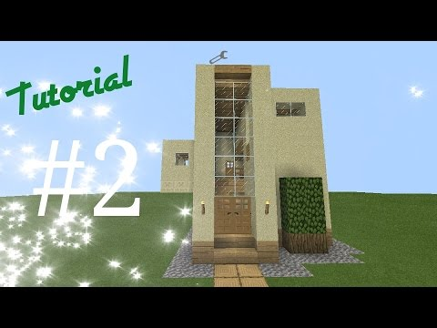 Como hacer una casa moderna de arena 9x8 en minecraft pe for Casa moderna 99 arena