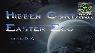 Repeat youtube video Halo 4 - Hidden Cortana Easter Egg