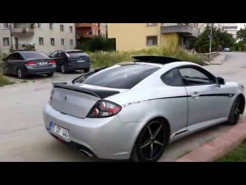 Hyundai Coupe 1 6 Fx Youtube