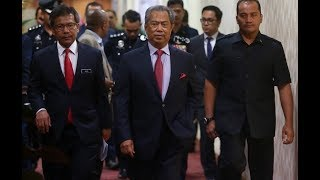 Muhyiddin starts work as Home Minister today