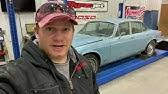 1971 Jaguar XJ6 Barn Find Will It Run?
