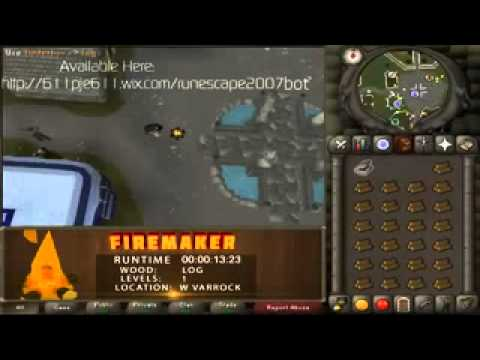 how to make your own runescape bot script