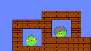 Angry Birds VS Mario (A fan made Animation) HD Re-upload
