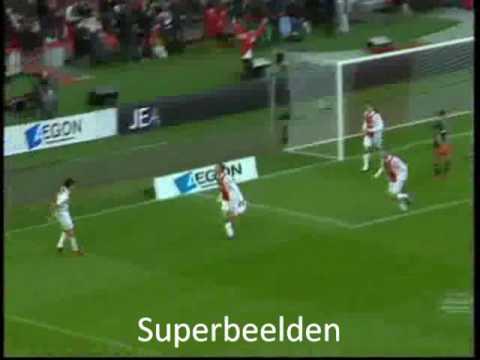 Ajax - PSV: 1-0 Siem De Jong (Pantelic betast Suarez)