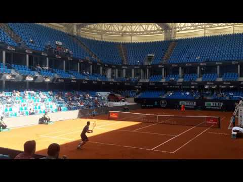 Atp Tour Istanbul Open 2017 Marin Cilic vs Steve Darcis (Match point)