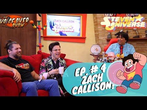 Episode 04  Steven Universe's Zach Callison!