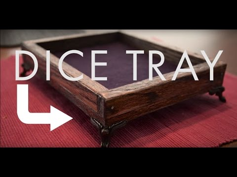 From Scratch | Dice Tray for Free