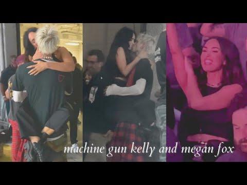 Looks Like Megan Fox and MGK Are Having Lots of Fun
