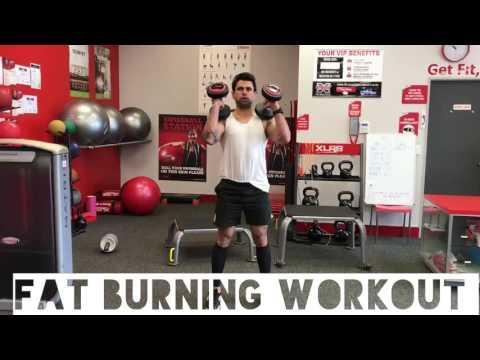 Fat burning workout for mans - fitness freak Siman Malik