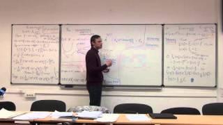 Лекция 3 (часть 3). Базисные численные методы на множествах простой структуры