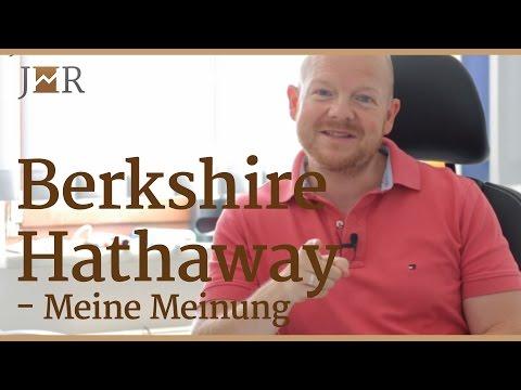 Berkshire Hathaway - Meine Meinung