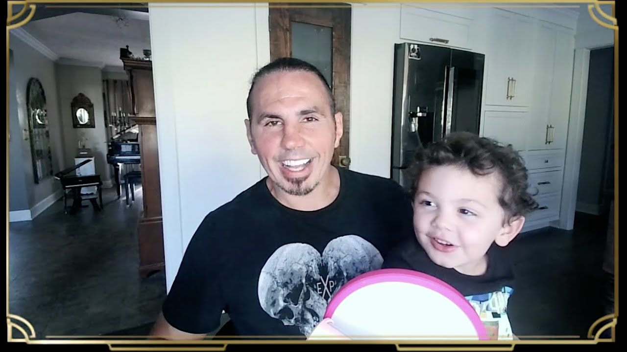 Matt Hardy TWITCH 7/5: Ask Me Anything!