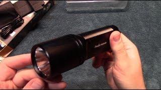 Fenix TK35 Ultimate Edition (2018) Flashlight Review!