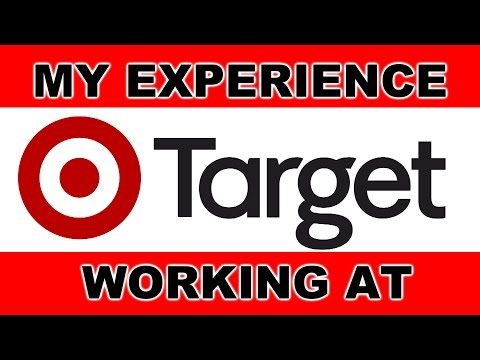 My Experience Working At Target  Target Job   Flow Team Member