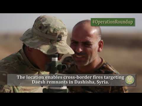 Operation Roundup 7 June 18 Dashisha Strike