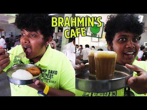 Brahmin's Cafe -  Bangalore