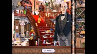 The Secret of Margrave Manor PC 2009 Gameplay