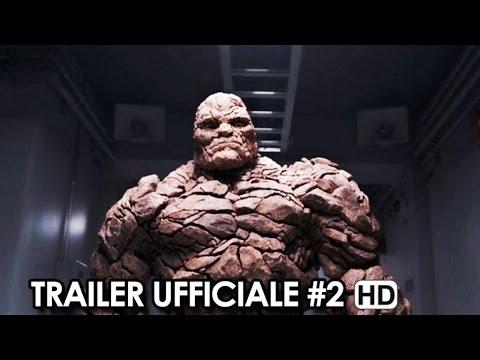Fantastic 4 I Fantastici Quattro Trailer Ufficiale