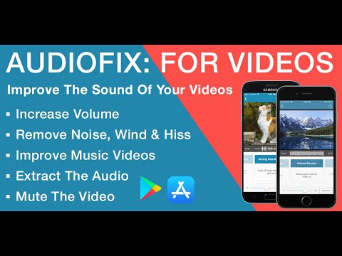 AudioFix: For Videos - Video Volume Booster + EQ 1 81 Apk