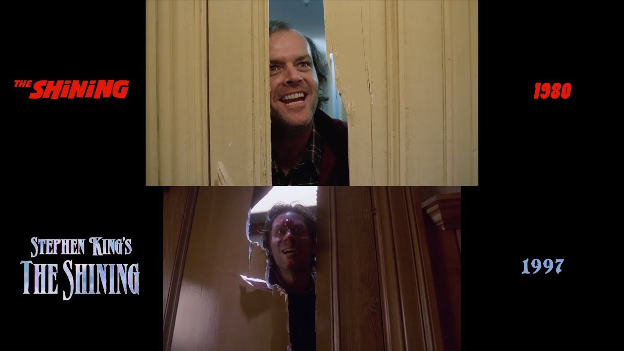 Download The Shining (1980/1997) side-by-side comparison