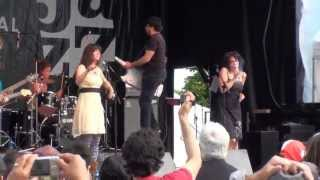 Vancouver Jazz Festival - Move This (Shake That Body)