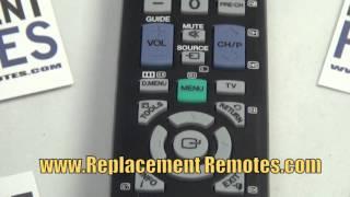 CHUNGHOP-remote-codes-TV Samsung Tv Remote Codes