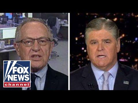 Dershowitz: Impeaching Trump