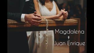 Video Matrimonio: Magda & Juan Enrique