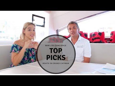Latrese | Concierge Top Picks Cayman Luxury Charters