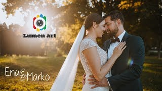 Gambar cover Lumen Art | Ena & Marko wedding [Best moments]