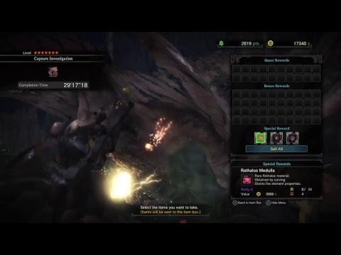 Monster Hunter World | Recording moments