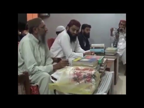 Shia Sunni Munazra / Debate  | Shia Deobandi Munazra | Shia SSP Munazra | Part 2-6