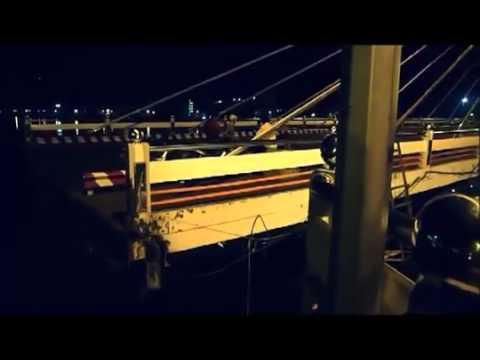 [CLIP]Cầu quay sông Hàn-Đà nẵng.flv